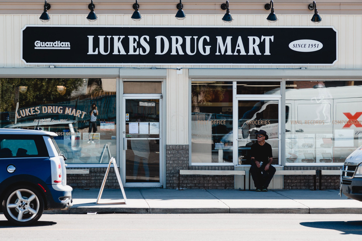 The Sled Island pre-party will be held at Lukes Drug Mart June 12. This year's lineup is headlined by violinist Owen Pallett. // Louie Villanueva