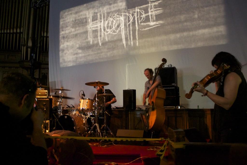Godspeed You! Black Emperor perform at Central United Church // Liv Ingram
