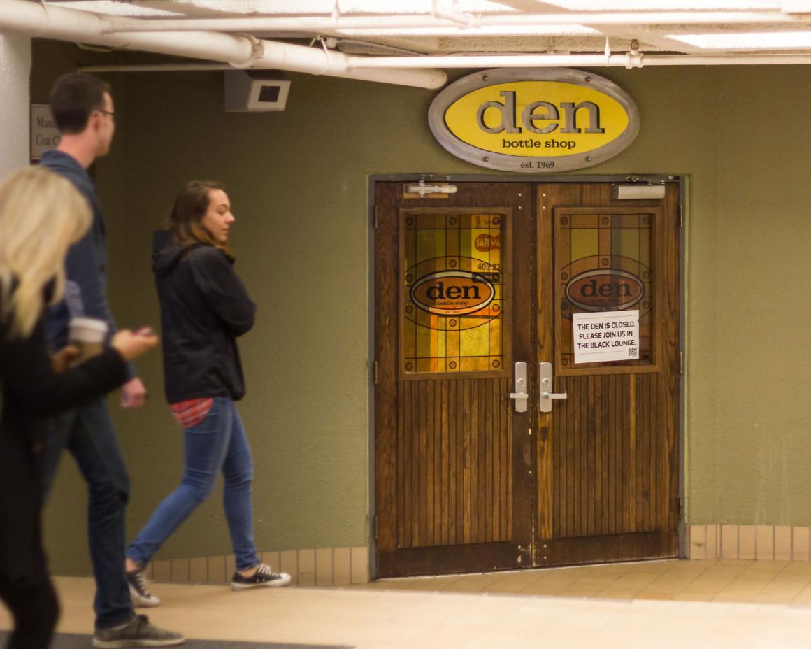 Den deemed best campus bar in Calgary - The Gauntlet