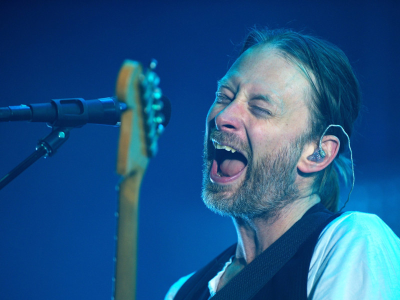 A new Radiohead album will be released in coming months, angsty lyrics and all. // Dave Lichterman