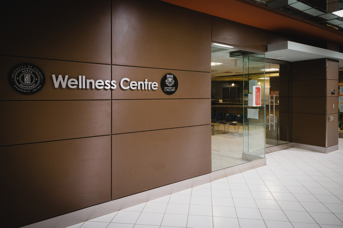 SU Wellness Centre has extended its hours and counselling services for students. // Photo by Jarrett Edmund.
