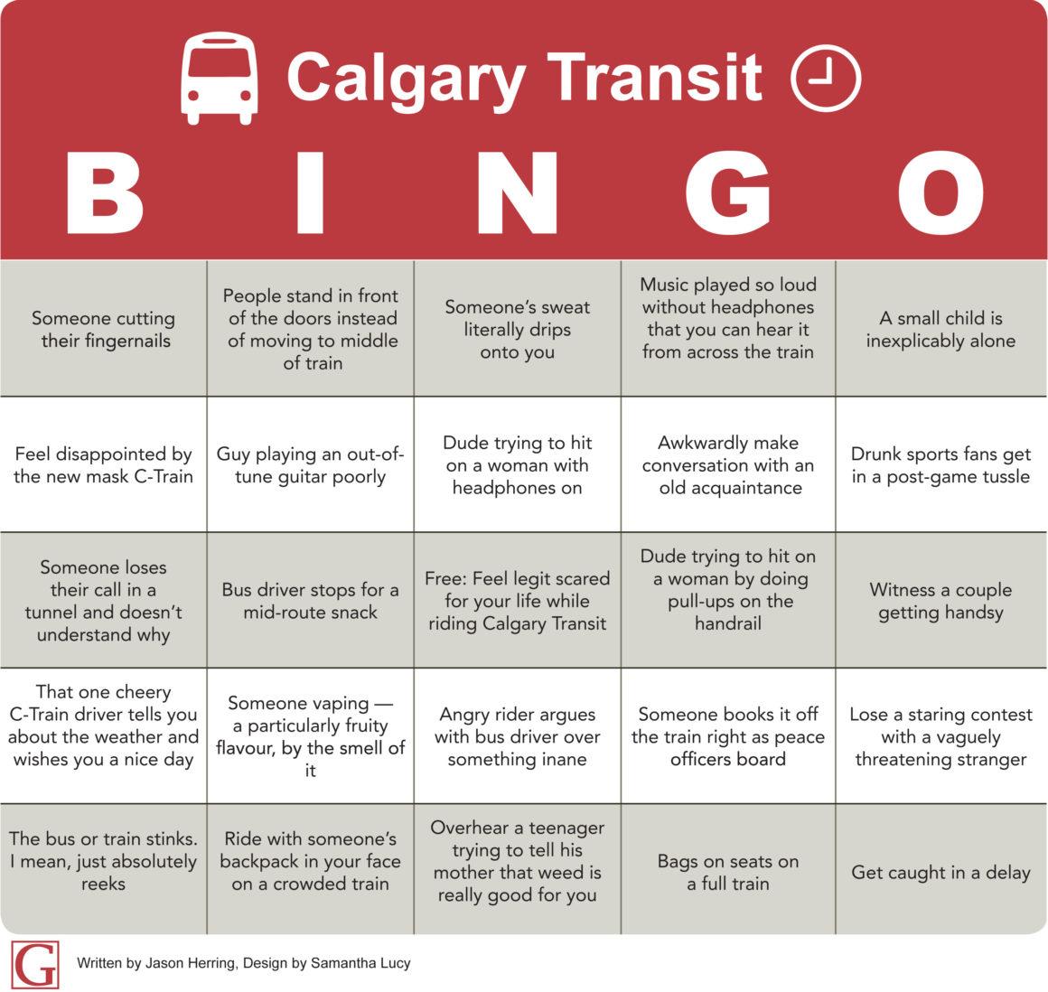 Calgary Bingo