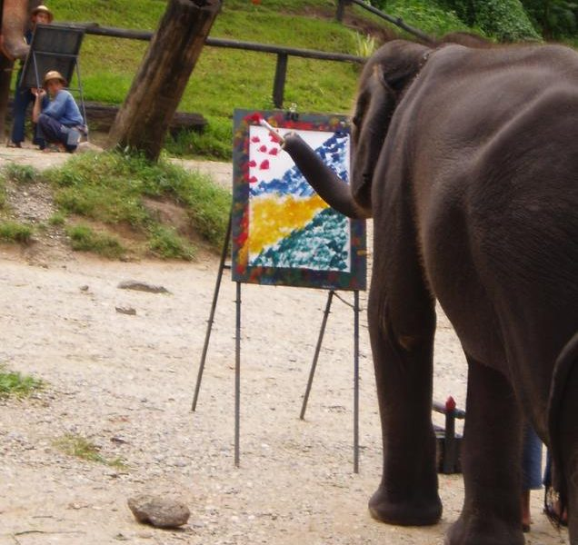 HUM_ElephantPainting_Sep22