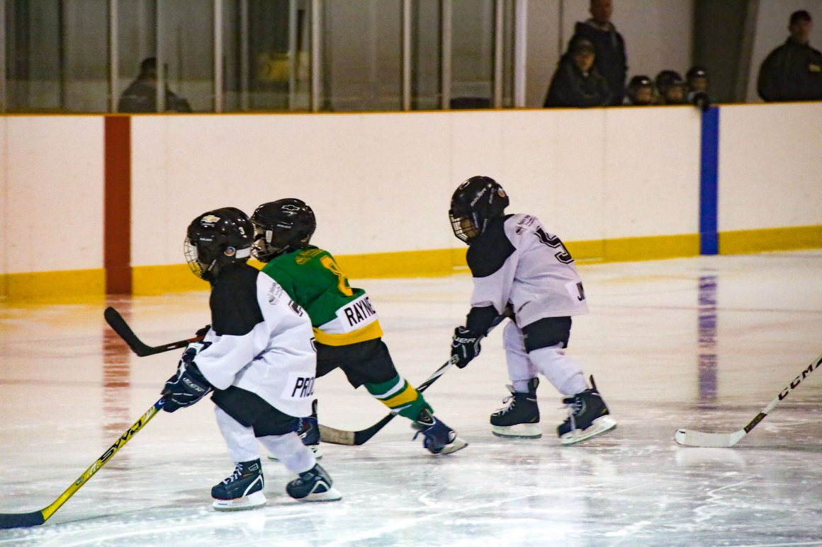 Reduced ice surface makes kids' hockey more inclusive - The Gauntlet