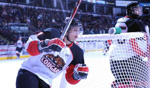 My brother, Daniel Medland-Marchen, played in the WHL for the Prince George Cougars.