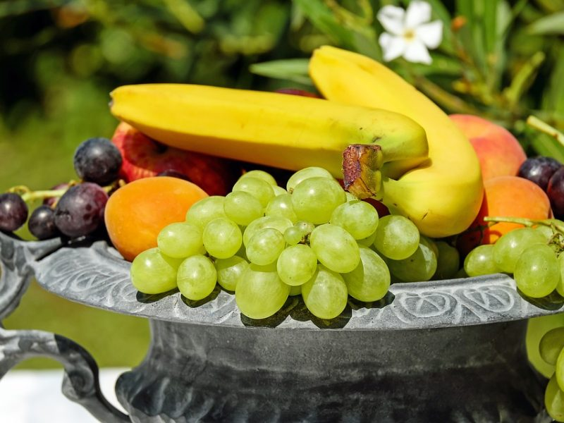Shell Fruits Vitamins Frisch Fruit Fruit Bowl
