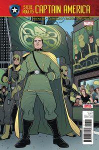 Steve Rogers: Captain America #1 MARVEL/Elizabeth Torque