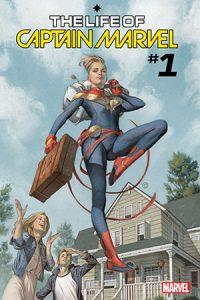 The Life of Captain Marvel #1 MARVEL/Julian Tedesco