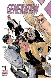 Generation X #1 MARVEL/Terry Dodson